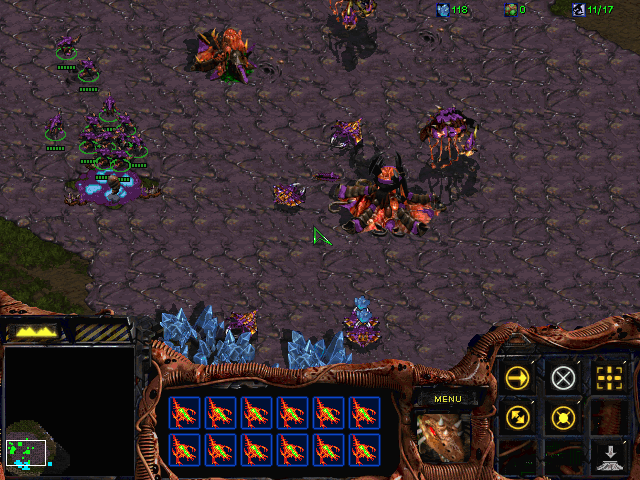 StarCraft/Zerg mission 1: Among the Ruins — StrategyWiki, the video