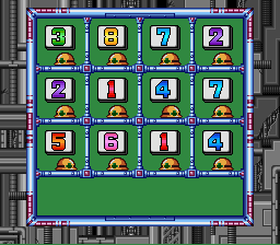 File:Mega Man X Sting Chameleon Pass Code.png