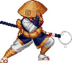 Real Bout Fatal Fury/Characters/Sokaku — StrategyWiki, the video ...