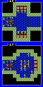 Ultima IV: Quest of the Avatar/Dungeons Despise and Covetous