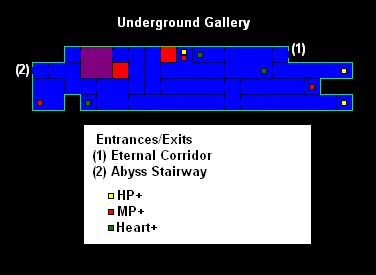 Castlevania Circle Of The Moon Underground Gallery