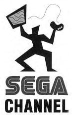 The console image for Sega Channel.