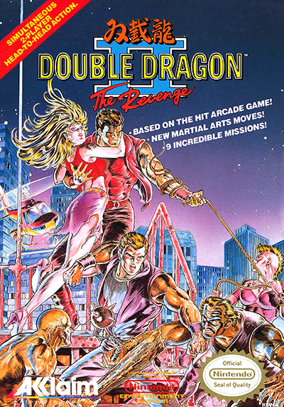 Double Dragon Ii The Revenge Nes Strategywiki The Video Game Walkthrough And Strategy Guide Wiki