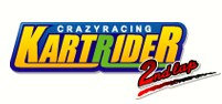 Box artwork for Crazyracing Kartrider.