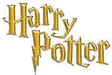 The logo for Harry Potter.