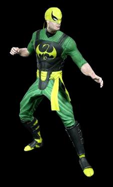 MUA2 Iron Fist.png  sc 1 st  StrategyWiki & Marvel Ultimate Alliance 2/Iron Fist u2014 StrategyWiki the video game ...
