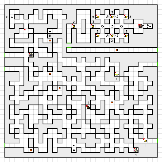 Deep Dungeon 3 map Cave 4.png