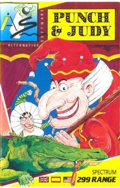 Box artwork for Punch & Judy.