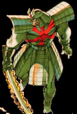 Marvel Vs Capcom Characters Silver Samurai Strategywiki