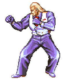 Art Of Fighting Geese Strategywiki The Video Game Walkthrough And Strategy Guide Wiki