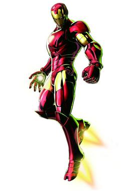 Marvel vs  Capcom/Characters/Iron Man — StrategyWiki, the