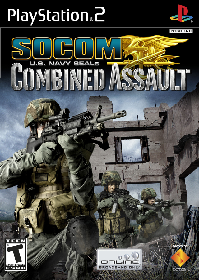 Socom  U S  Navy Seals Combined Assault  U2014 Strategywiki  The Video Game Walkthrough And Strategy