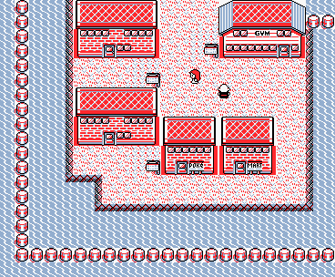 Pokémon Red and Blue/Cinnabar Island — StrategyWiki, the video ...