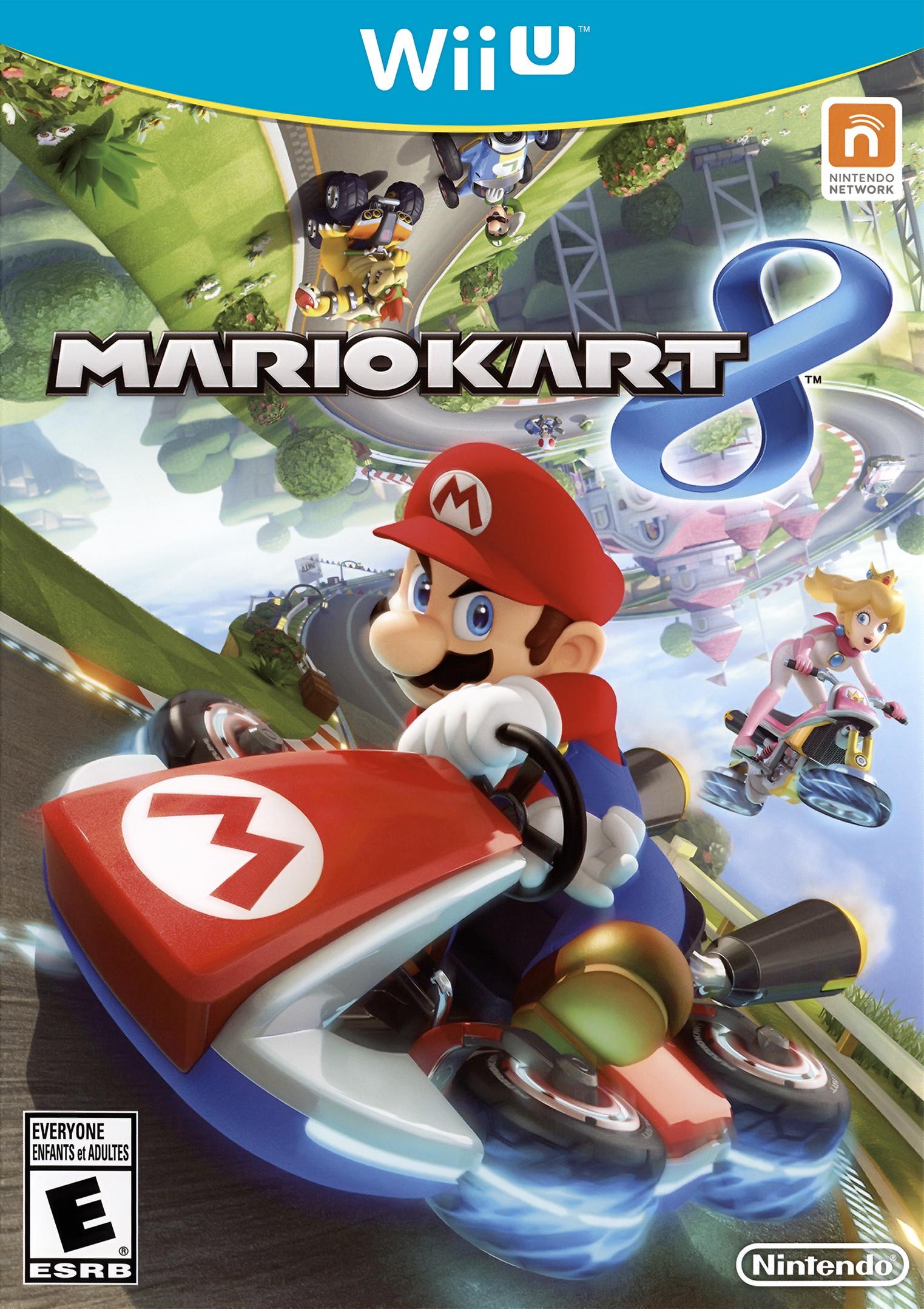 Mario Kart 8 Strategywiki The Video Game Walkthrough And