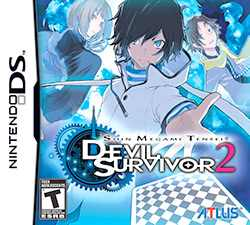 Box artwork for Shin Megami Tensei: Devil Survivor 2.