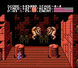 Ninja Gaiden Nes Act 4 Strategywiki The Video Game