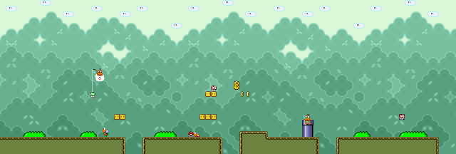 Super Mario World Forest Of Illusion 4 Strategywiki The Video