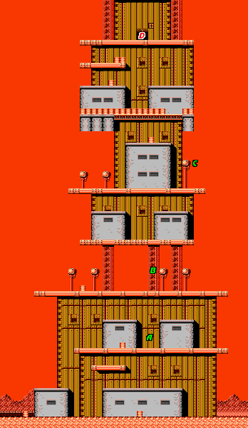 Bionic Commando NES map Area5a.png