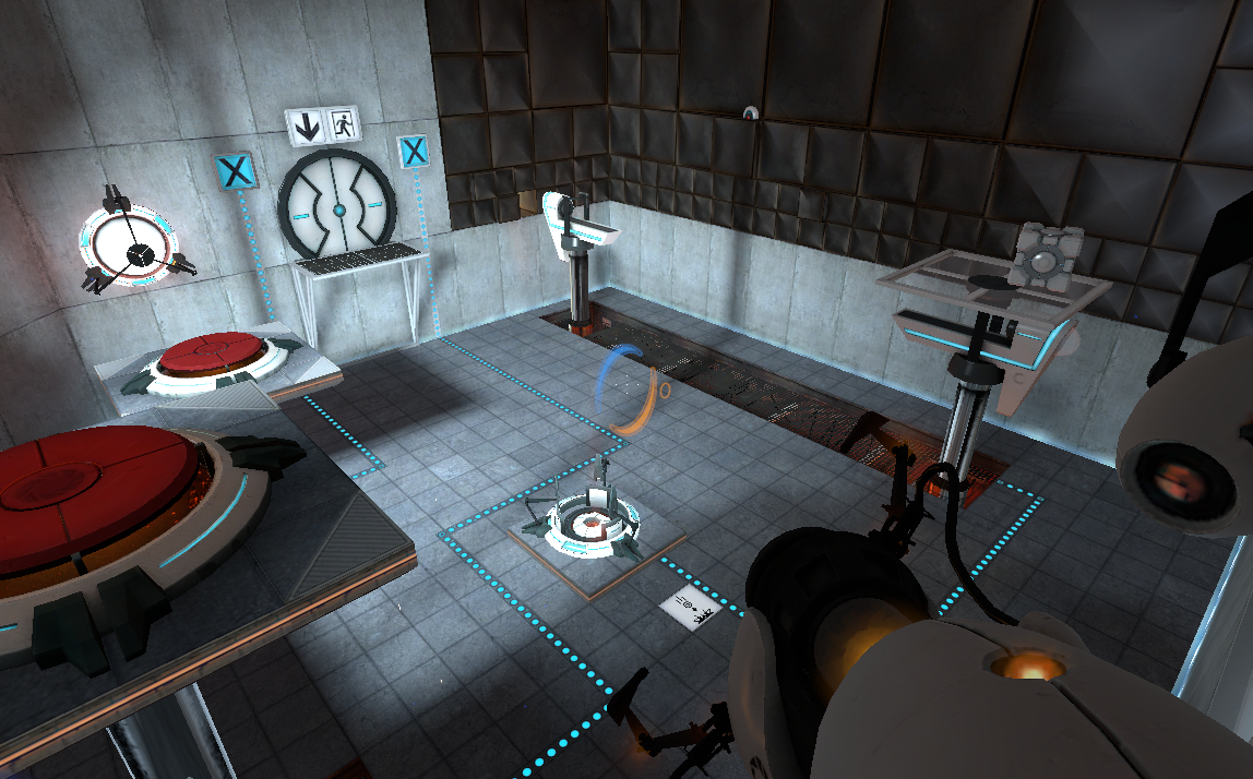 Portal/Walkthrough — StrategyWiki, the video game ...
