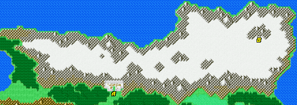 Final Fantasy II/Mission to the Snow Cave — StrategyWiki, the video ...