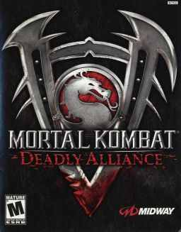 Mortal Kombat Deadly Alliance Strategywiki The Video Game Walkthrough And Strategy Guide Wiki