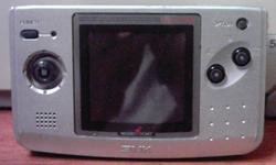 The console image for Neo Geo Pocket Color.