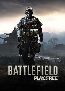 Box artwork for Battlefield Play4Free.
