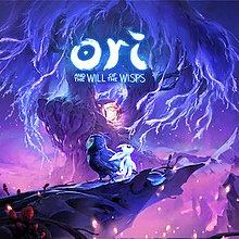 Box artwork for Ori and the Will of the Wisps.
