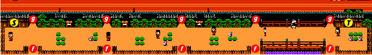 Ganbare Goemon 2 Stage 5 section 6.png