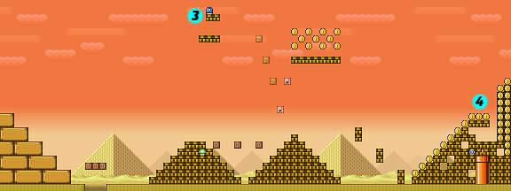 Super Mario Bros 3 World 2 Strategywiki The Video Game