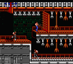 Contra (NES)/Stage 7 - StrategyWiki, the video game ...