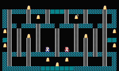 Super Lode Runner 2P level4.png