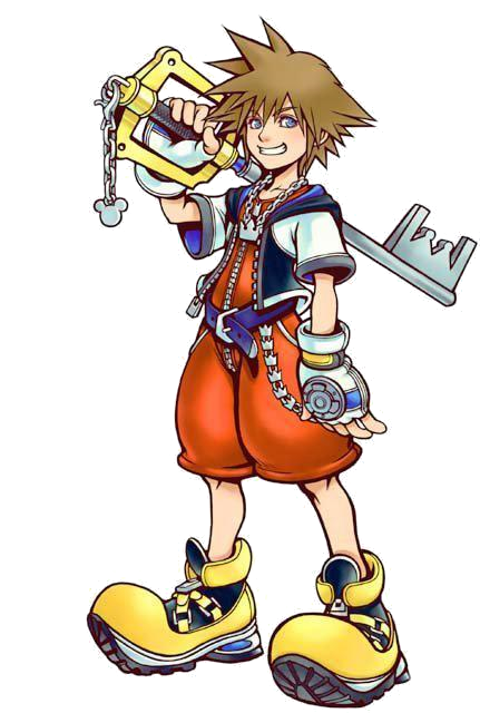 Nightmare Before Christmas Sora.Kingdom Hearts Halloween Town Strategywiki The Video Game