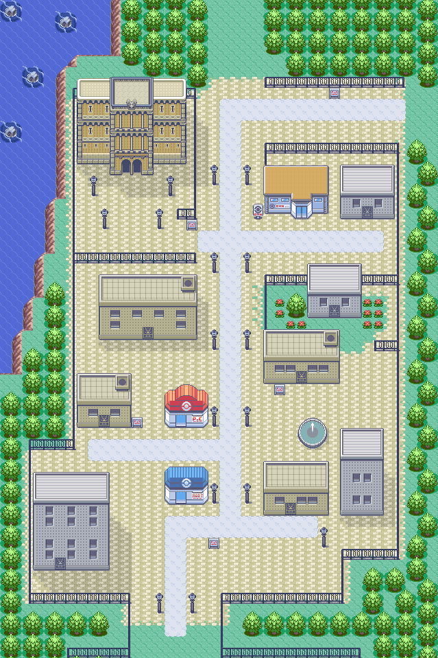 Pok 233 Mon Ruby And Sapphire Rustboro City Strategywiki