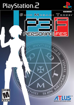 Box artwork for Shin Megami Tensei: Persona 3: FES.