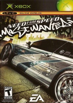 Box artwork for Need for Speed: Most Wanted.