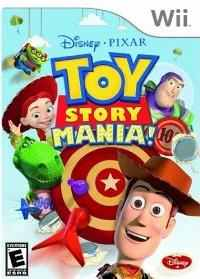 Box artwork for Toy Story Mania!.