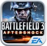 Box artwork for Battlefield 3: Aftershock.