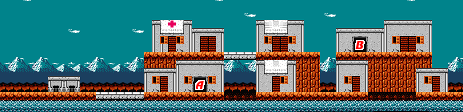 Bionic Commando NES map Neutral.png