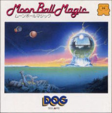 Box artwork for Moon Ball Magic.