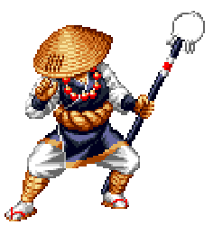 Fatal Fury/Characters/Sokaku — StrategyWiki, the video game ...