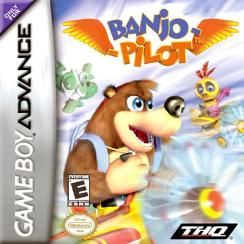 Box artwork for Banjo-Pilot.