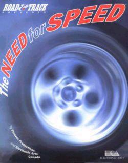 Box artwork for The Need for Speed.