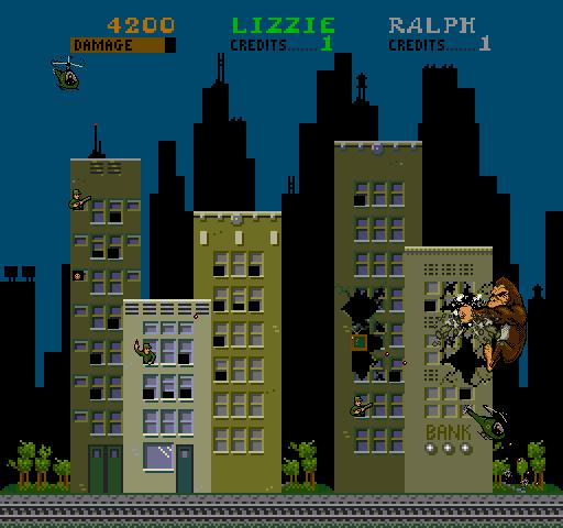 Rampage Walkthrough Strategywiki The Video Game