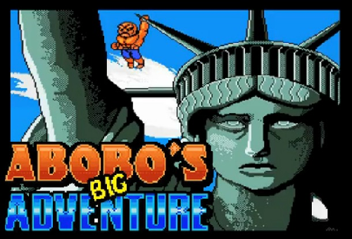 Abobo S Big Adventure Strategywiki The Video Game