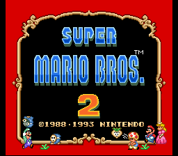 File:Super Mario All-Stars SMB2 title.png