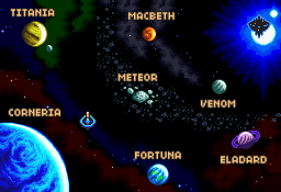 Star Fox Planets StrategyWiki The Video Game Walkthrough And - Map of all planets
