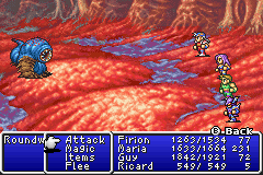 Final Fantasy II boss Roundworm.png