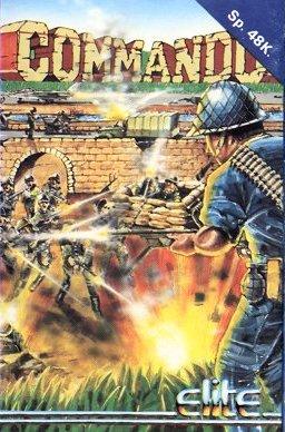 Commando/Versions - StrategyWiki, the video game ...
