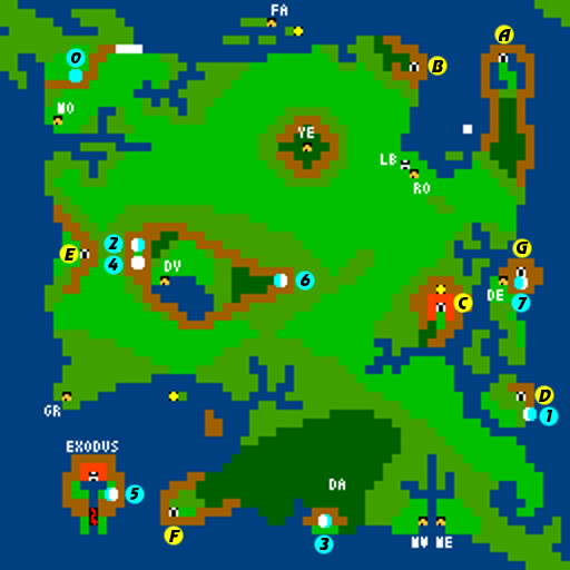 Ultima III Sosaria map.png
